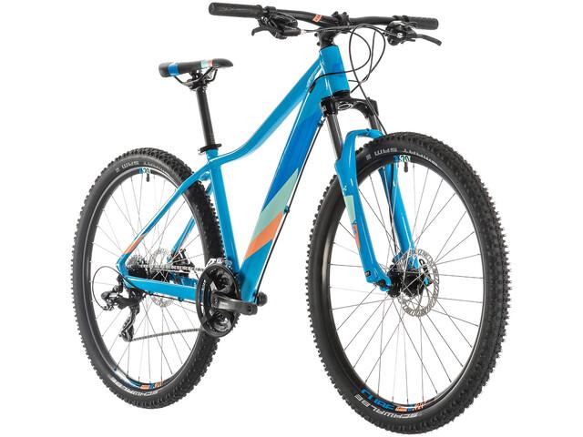 Cube Access WS MTB Hardtail Damer blå (2019) | Mountainbikes